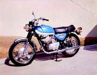 カワサキ 350A7スペシャル 1969 年 3月