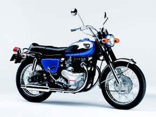 カワサキ W1S 1968 年10月
