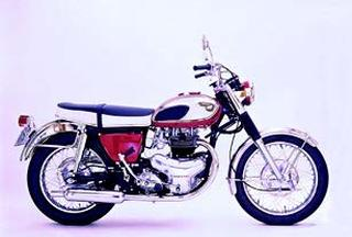カワサキ W1S 1968 年 3月