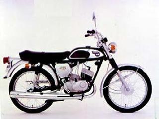 カワサキ 90S 1968 年7月