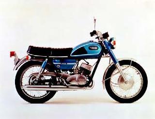 ヤマハ 250DS6 1969 年1月