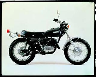 ヤマハ RT360 1971年 6月