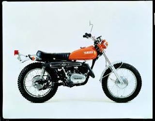 ヤマハ DT250 1971年 6月
