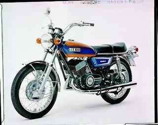 ヤマハ DX250 1971年7月