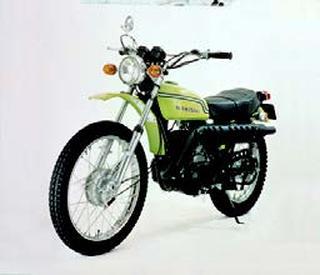 カワサキ 350TR 1971年10月