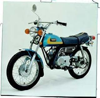 ヤマハ JT60 1971年12月