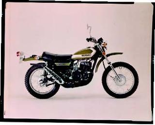 スズキ ハスラーTS400 1972 年 3月