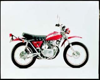 ホンダ SL175 1970 年 6月