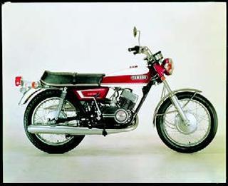 ヤマハ RX350 1970 年 4月