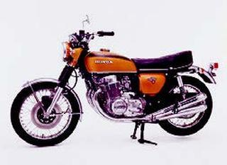 ホンダ ドリームCB750フォア[K1] 1970 年 9月