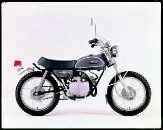 ヤマハ FT-1 1970 年 8月