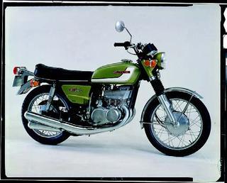 スズキ GT380 1972 年1月