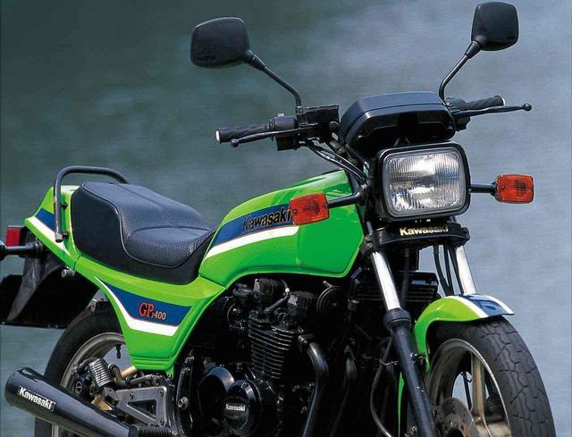 画像: 【プレイバック80's】「Kawasaki Z400GP」GPz400Rではなく、角形ヘッドライトのZ400GPが好きだった(1982年) - webオートバイ