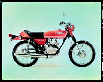 Images : ヤマハ FX50 1972 年 5月