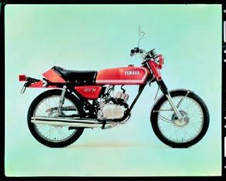 ヤマハ FX50 1972 年 5月