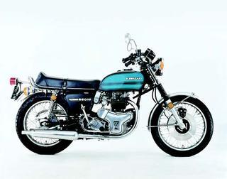 カワサキ 650RS W3 1973 年2月