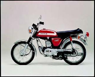 スズキ GA50 1973 年7月