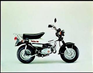 スズキ バンバンRV50S 1973 年 6月