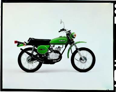 Images : ヤマハ MR50 1972 年 6月