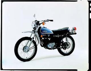 ヤマハ DT90 1973 年12月