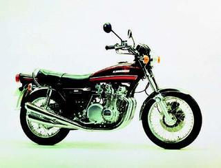 カワサキ 900スーパー4[Z1A] 1974 年