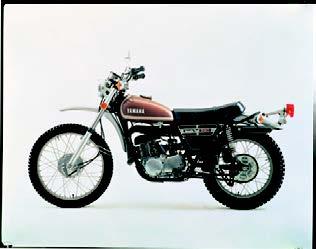 Images : ヤマハ DT360 1973 年12月