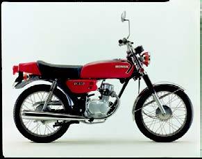 Images : ホンダ ベンリィCB50/JX 1973 年 5月