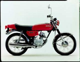 ホンダ ベンリィCB50/JX 1973 年 5月