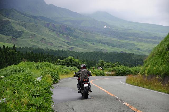 画像: これは高森・箱石峠かな 熊本の景色の素晴らしさは写真じゃなかなか伝えられません