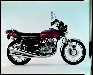 Images : カワサキ 750SS 1973 年7月