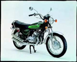 カワサキ 250SS 1973 年12月