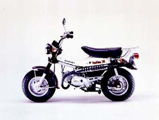 スズキ バンバンRV75スポーツ 1973 年 6月