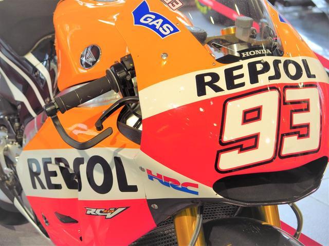 画像: Hondaウエルカムプラザ青山で「F1&MotoGP 日本GP特別展示」を開催中! 2019年シーズン・チャンピオン〈マルク・マルケス〉のマシンもあり! - webオートバイ