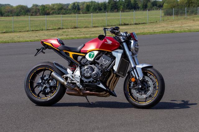 画像: CB1000R by Buselmeier Honda