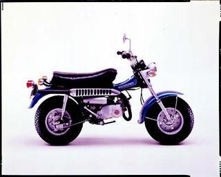 スズキ バンバンRV90 1974 年11月
