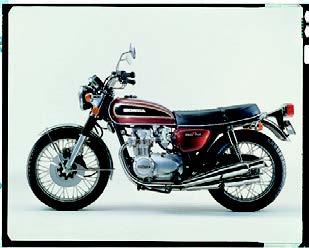 Images : ホンダ ドリームCB550フォア 1974 年2月