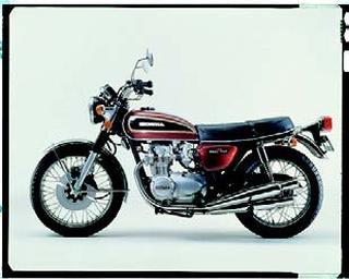 ホンダ ドリームCB550フォア 1974 年2月