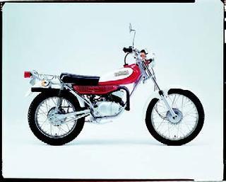 ヤマハ TY50 1975 年2月