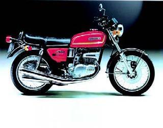 スズキ GT380 1974 年1月