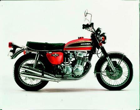 Images : ホンダ CB750フォア[K4] 1974 年2月