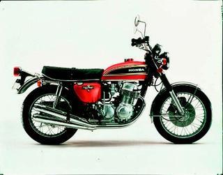 ホンダ CB750フォア[K4] 1974 年2月