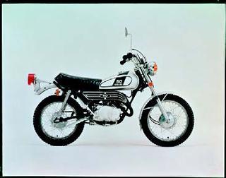 ヤマハ GT50 1974 年 9月