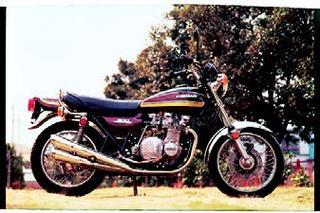 カワサキ 900スーパー4[Z1B] 1975 年