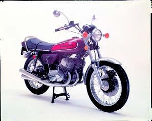 Images : カワサキ 500SS マッハⅢ 1974 年1月