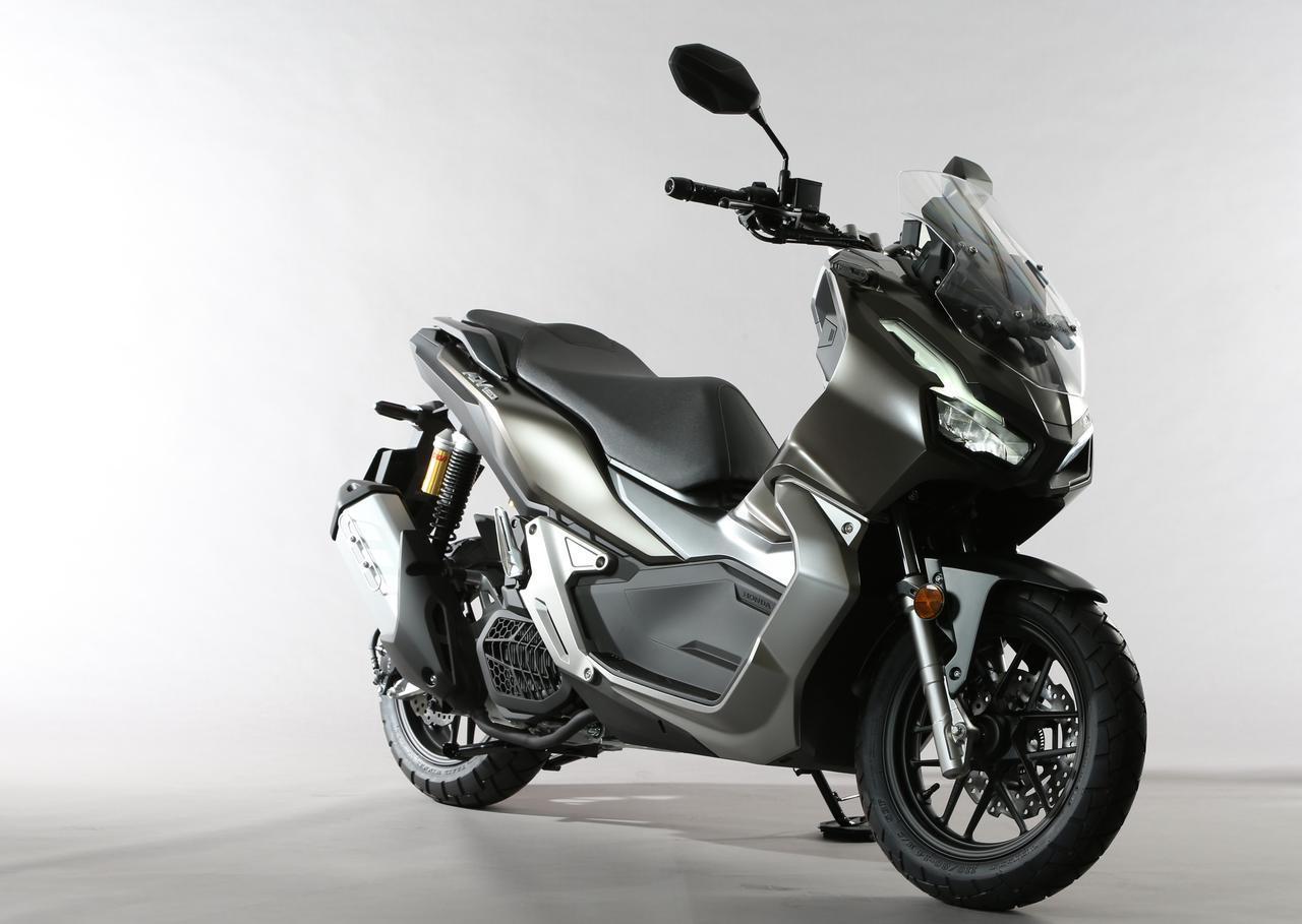 画像: 【東京モーターショー2019速報 Vol.2】-Hondaブース出展車両- 大ヒットの予感!!「ADV150」がホントに出る! - webオートバイ