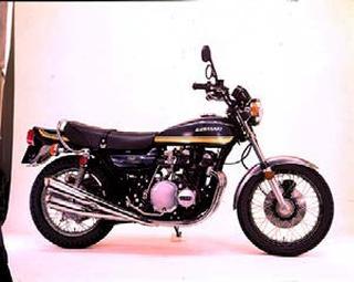 カワサキ 750RS[Z2A] 1974 年 8月