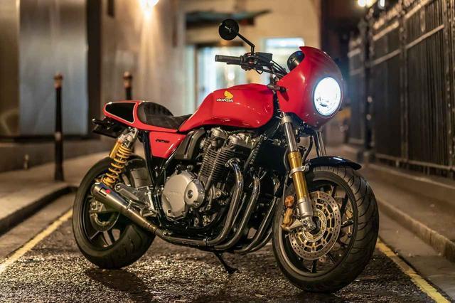 画像: わずか54台のスペシャルCB!「CB1100RS 5FOUR」英国で登場 - webオートバイ