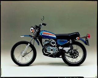 スズキ ハスラーTS90 1974 年1月