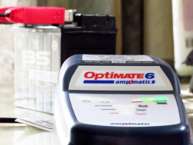 画像: 弱り切ったバッテリーは復活するのか?バッテリーメンテナー「オプティメート6」を使ってみました!【編集部員の自腹でテスト】 - webオートバイ