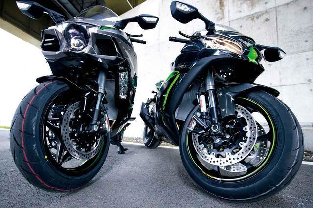 画像: 「電子制御サスペンション」の魅力をカワサキの最新3モデルで試乗チェック! - webオートバイ
